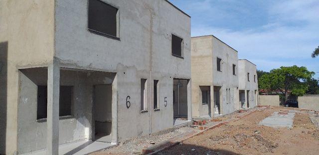 Casa duplex em condomínio fechado no pacheco promoção