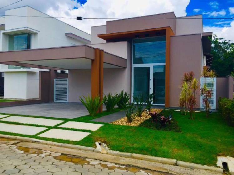 Casa térrea de condomínio para venda, possui 170 m ² -