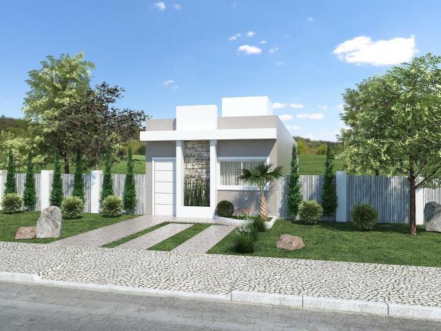 Casa com 3 dormitórios à venda, 70 m² por r$ 230.000,00 -