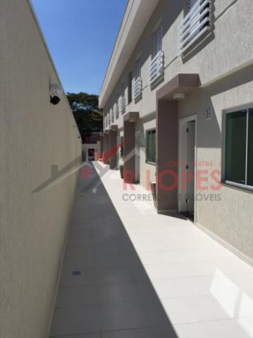 Casa de condomínio à venda com 3 dormitórios em vila