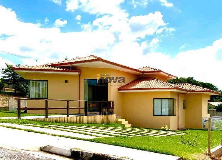 Casa em condomínio, condomínio serra verde, 2 quartos, 4