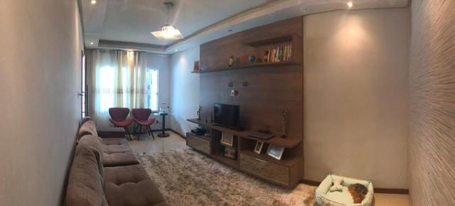 Casa mobiliada com 3 quartos no sim