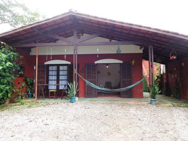 Casa p/6 pessoas, 300 m da praia, wi-fi- maranduba