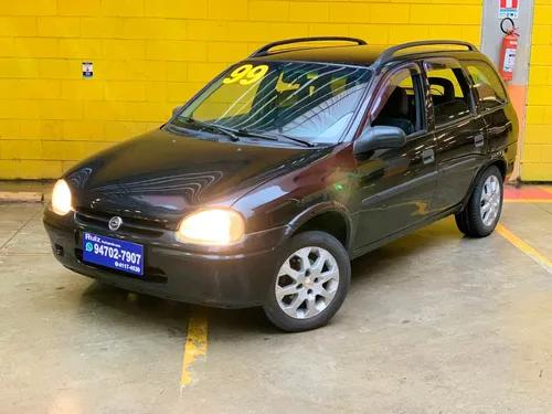 Chevrolet corsa wagon 1.6 gl 5p