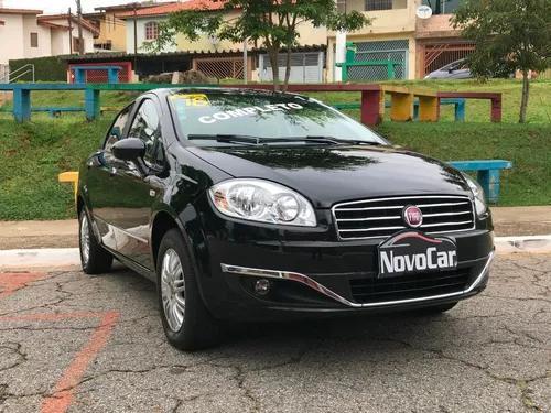 Fiat linea 1.8 16v essence flex dualogic 4p