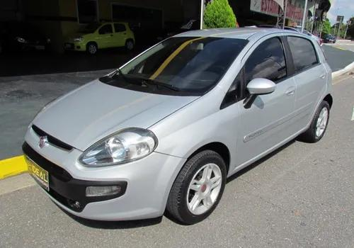 Fiat punto punto attractive 1.4 (flex)