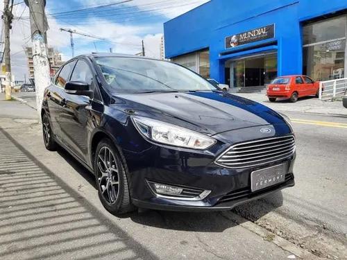 Ford focus focus titanium plus 2.0 flex 5p aut
