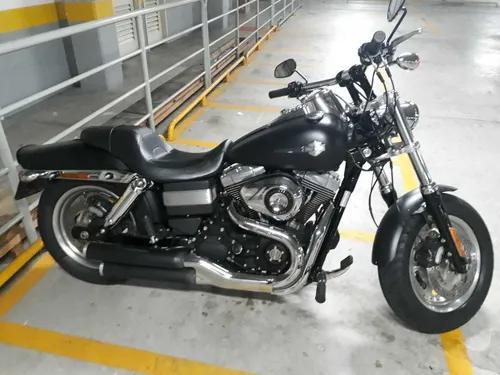 Harley davidson dyna fat bob fxdf abs 2012,equipada