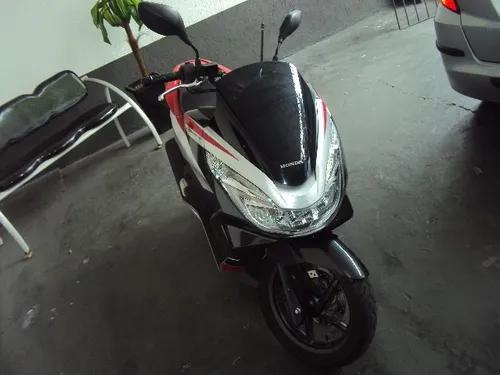 Honda pcx 150 sport - 2018/2018 -na garantia
