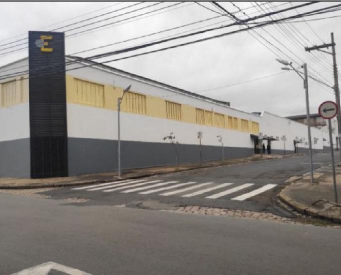 Imóvel comercial de alto padrão com 7.100m² em limeira