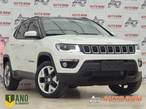 Jeep compass compass compass 2.0 16v diesel longitude 4x4