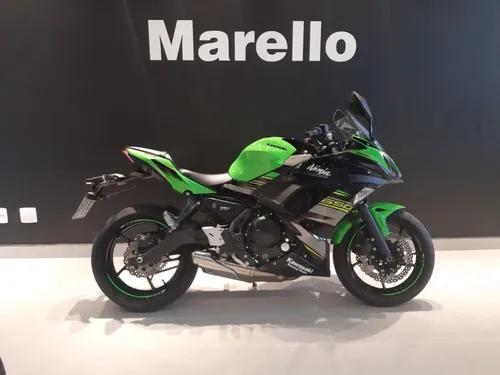 Kawasaki ninja 650 2020 z650 yamaha xj6 (g)