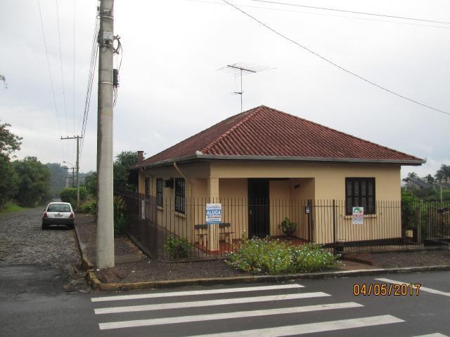 Linda casa 03 dormitórios, bairro harmonia, ivoti/rs
