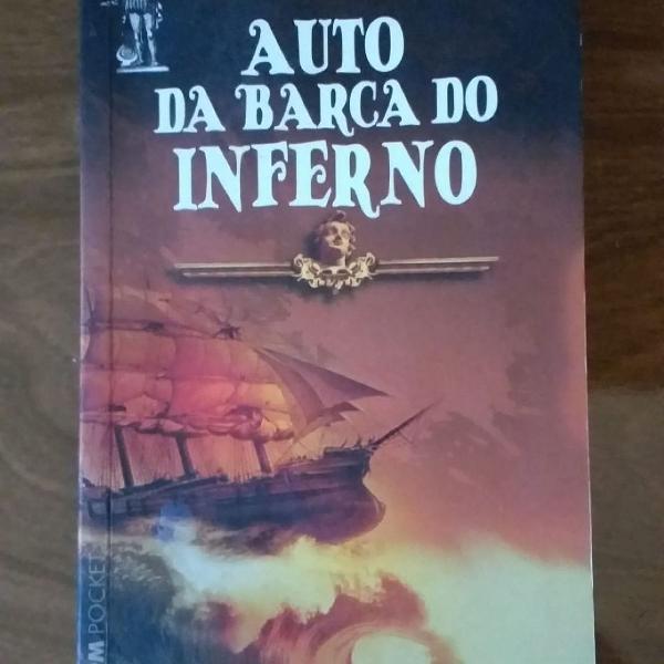 Livro auto da barca do inferno - gil vicente