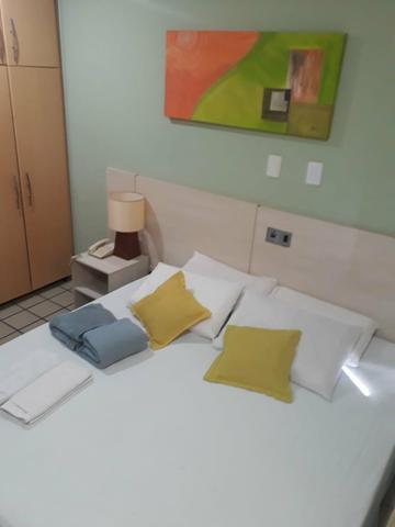 Silva hospedagem- flat number one, frente mar, por diaria