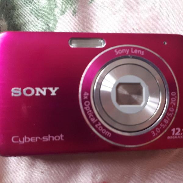 Sony câmera digital
