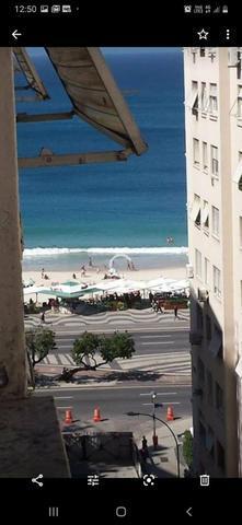 Temporada copacabana vista praia