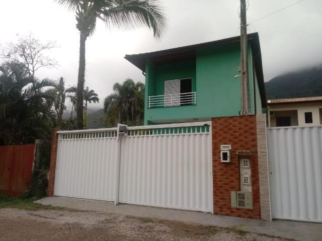 Ubatuba 2 suites com ar condicionado para familia cod. 161
