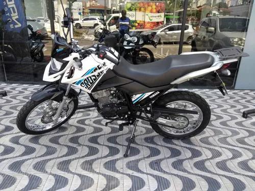 Yamaha crosser 150 s branca 2018