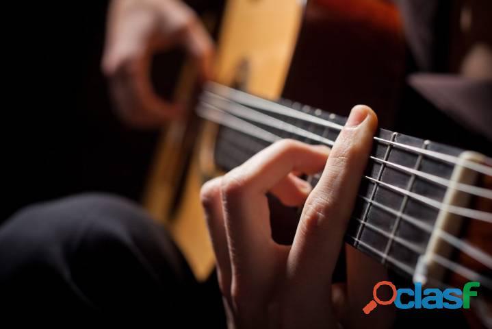 Aulas de violão em sp