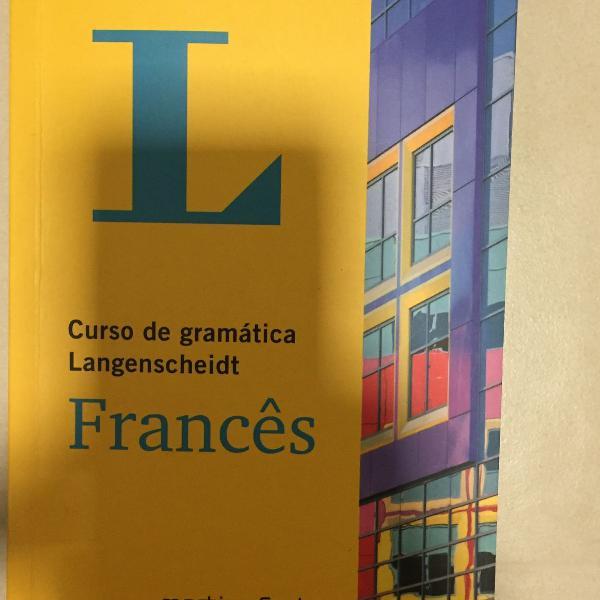 Curso de gramática de francês