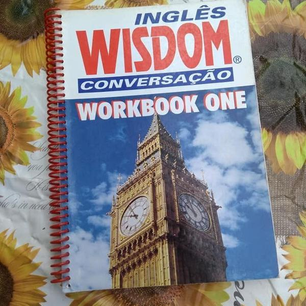 Inglês wisdom workbook one