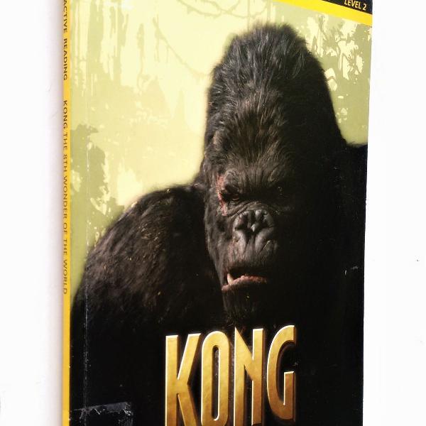 Kong - level 2 elementary - (não vem o cd) - degnan veness