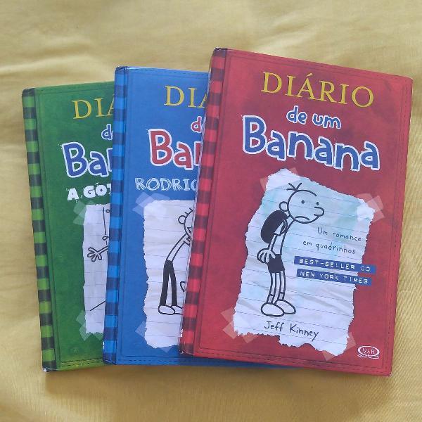 Livro diário de um banana