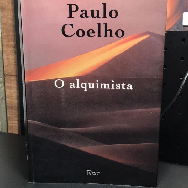 Livro alquimista paulo coelho 【 ANÚNCIO Setembro 】 | Clasf