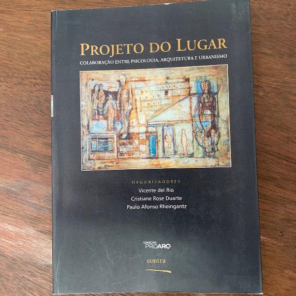 Livro projeto do lugar
