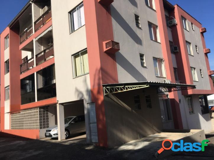 Excelente apartamento a venda em joinville, próximo ao centro
