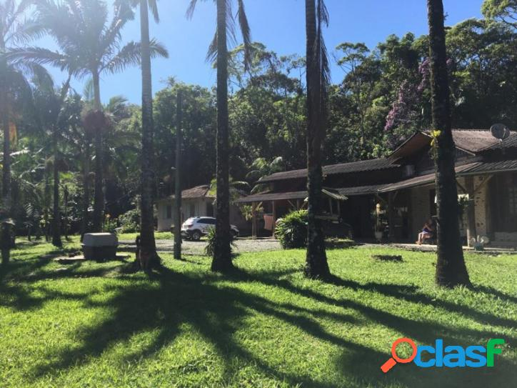 Chácara a venda em Joinville, terreno escritura excelente oportunidade. 2