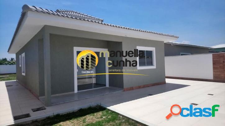Belíssima Casa 3Qts - Excelente Localização!