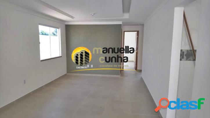 Belíssima Casa 3Qts - Excelente Localização! 3