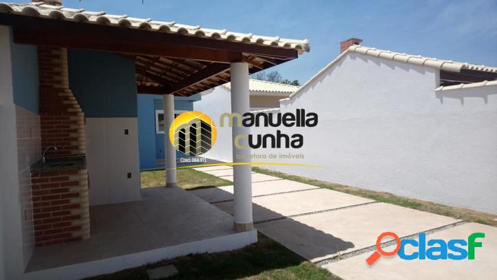 Linda casa 2Qts, Suíte - Churrasqueira - Ótima Localiação! 2