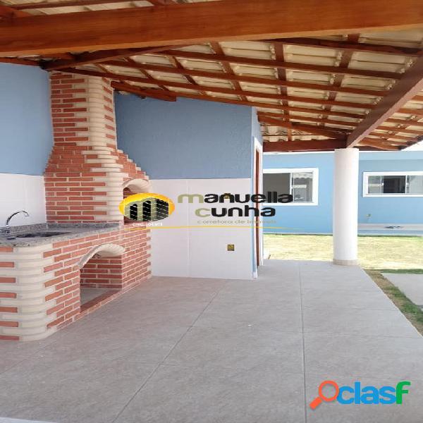 Linda casa 2Qts, Suíte - Churrasqueira - Ótima Localiação! 3