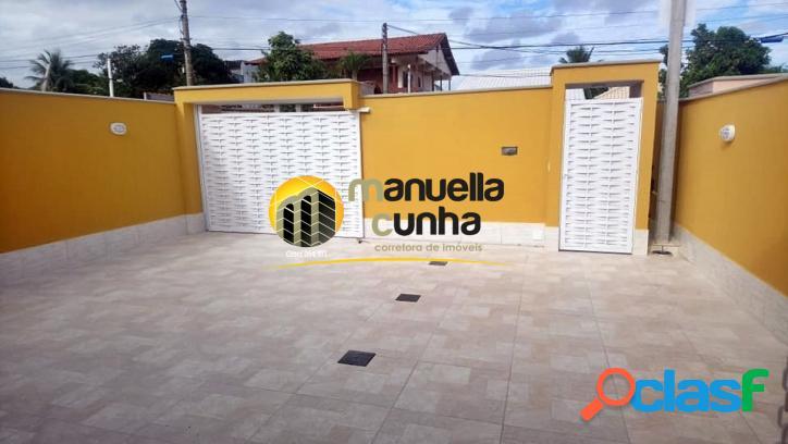 Linda casa Linear 4Qts - Área Gourmet - Área Nobre 2
