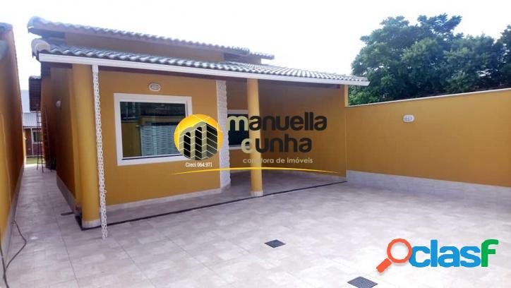 Linda casa Linear 4Qts - Área Gourmet - Área Nobre 3