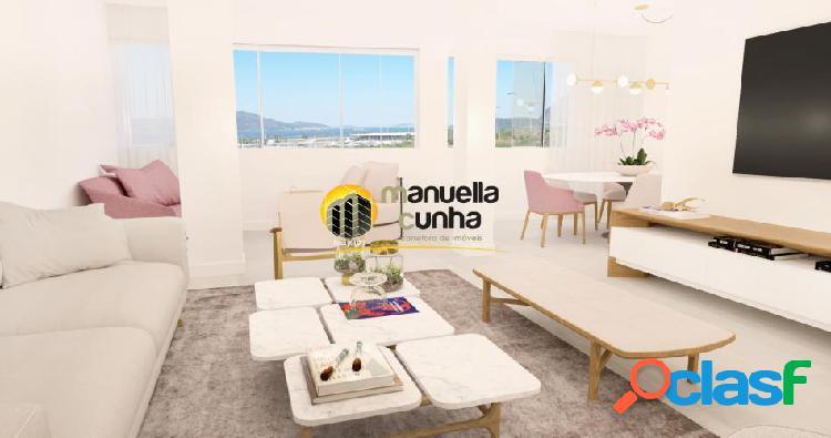Apartamento na glória, com vista livre p/praia do flamengo!