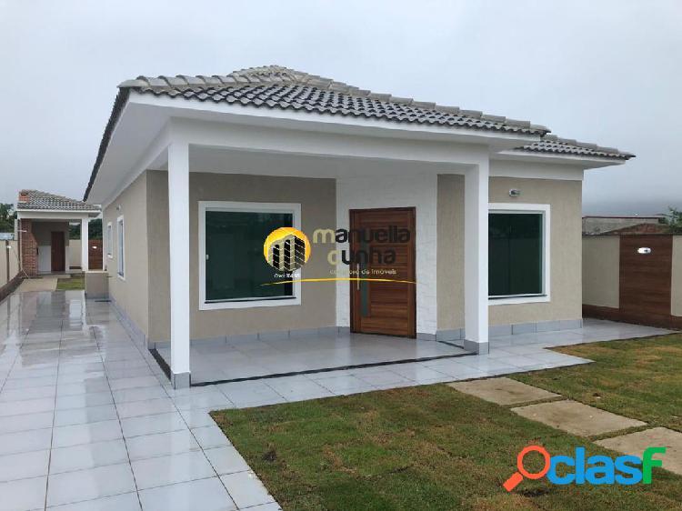 Linda casa c/3qts, área goumert /churrasqueira - ótima localização!