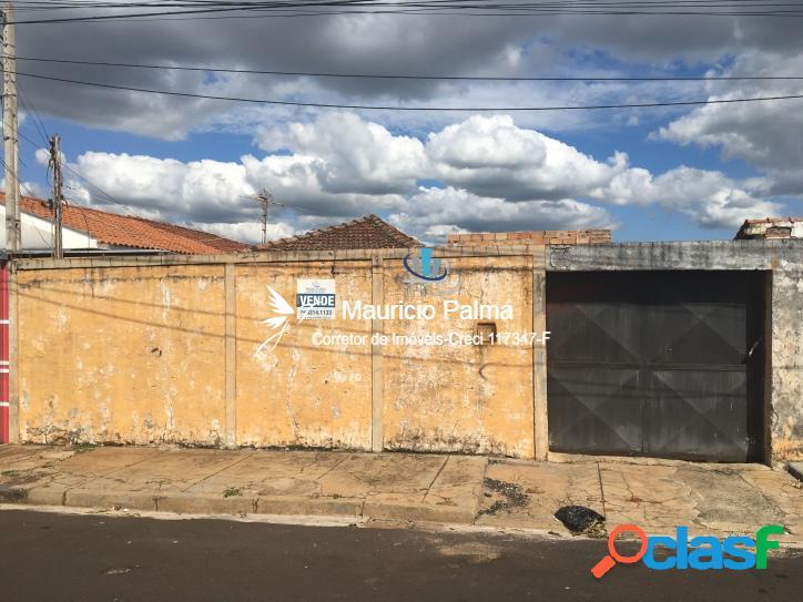 Casa térrea - jardim brasil - vila xavier