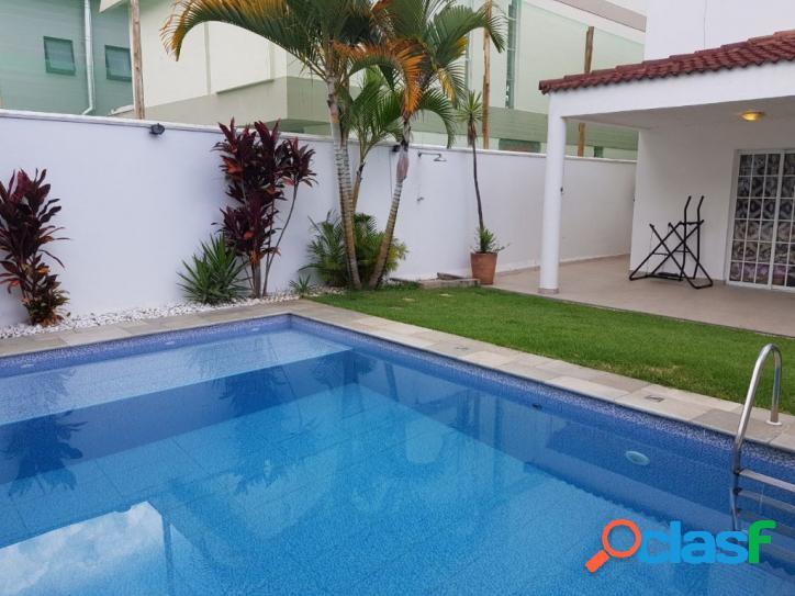 Santana de parnaíba - sp - alphaville - residencial 4 excelente casa