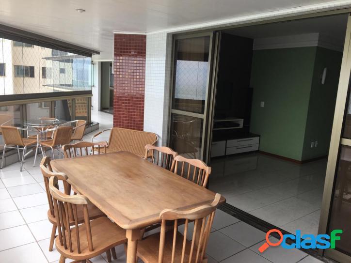 Vila Velha - ES - apartamento frente mar 4 quartos 2 suítes 1