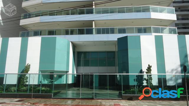 Vila velha - es - ótimo apartamento 4 quartos 2 suítes quadra mar itapuã