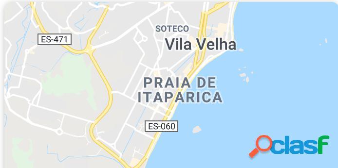 Vila Velha - ES - terreno 2260m² frente mar Itaparica 1