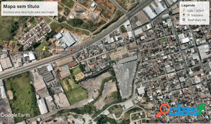 Vila velha - es - terreno comercial em vila velha