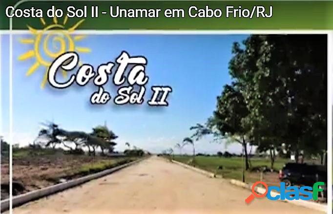 Cabo Frio/RJ - Tamoios / Terrenos c/ 202 m² 1