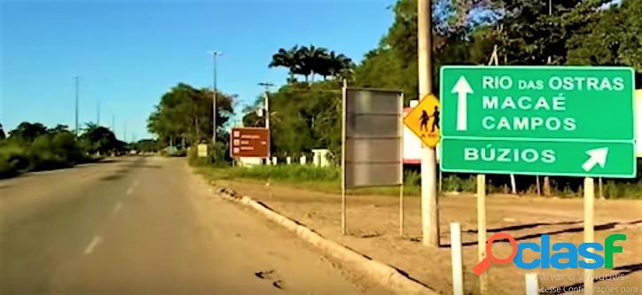 Cabo Frio/RJ - Tamoios / Terrenos c/ 202 m² 2