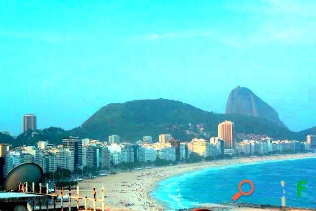 Copacabana / rj - apto. cobertura duplex 6 qtos 4 suites