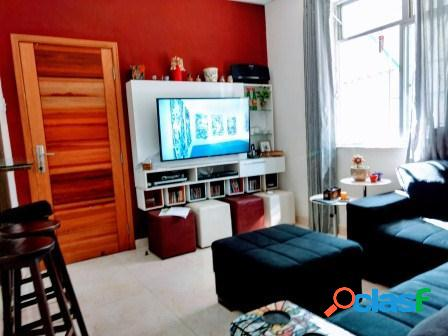 Niteroi - rj - santa rosa - apartamento térreo com 3 quartos
